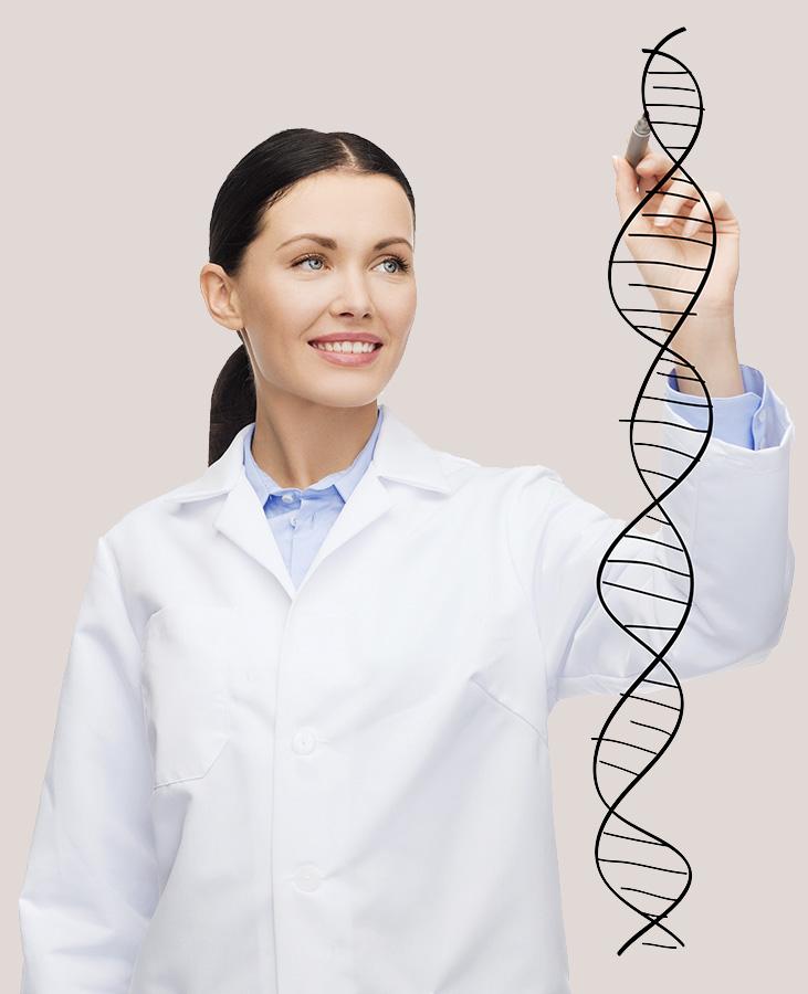 Генетический тест по диетологии