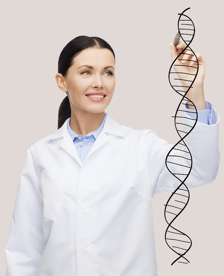 Генетический тест по косметологии